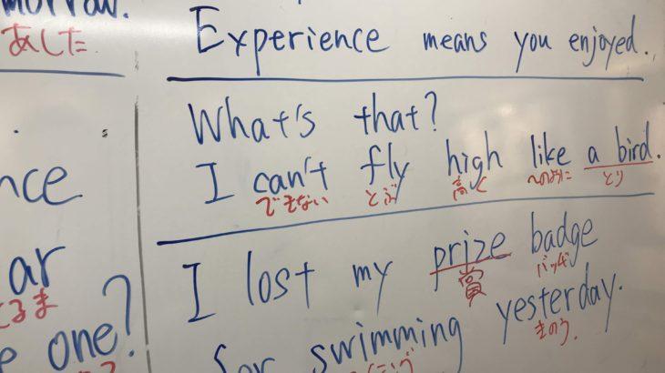 小学英語:日本一の自信あり